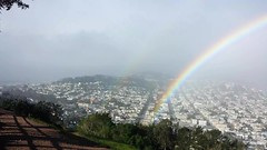 Somewhere over the rainbow (metaphdor) Tags:
