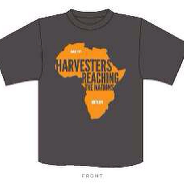 LAST DAY TO ORDER Harvesters 1st Promotional T-shirt! Our first round of t-shirt orders will END by end of day today, Wednesday, March 18th. (It will be awhile until we place another order)  Orders can be placed on HRTNs online Gift Shop: https://app.et