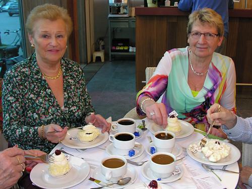 Koffietafel Zonneheem - 18 maart 2015