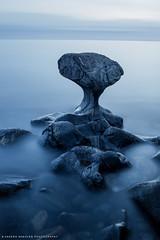 Kannesteinen (echoCam) Tags: mly vgsy kannestein sogn og fjordane blue hour