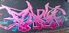 Graffiti in Leake Street 07 -16 (Do 1 Cancer 2016 - 23) - Fugue (geoffKR) Tags: london graffiti fugue