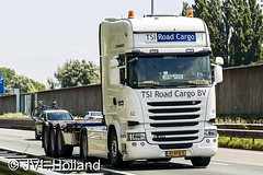 Scania R410  NL  'TSI Road Cargo' 160721-179-c1 JVL.Holland (JVL.Holland John & Vera) Tags: scaniar410 nl tsiroadcargo truck transport vervoer netherlands nederland holland europe canon jvlholland