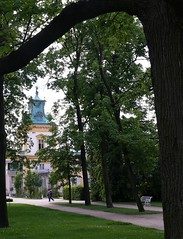 Wilanow palace (dochtuir) Tags: sculpture garden royal poland polska palace warsaw residence warszawa rzeba paac wilanw ogrd