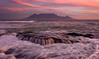 Blaauwberg Pink & Slow (Panorama Paul) Tags: longexposure sunset southafrica capetown tablemountain westerncape nikkorlenses nikfilters blaauwbergbeach nikond800 wwwpaulbruinscoza paulbruinsphotography