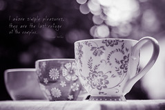 Adore Pretty Things (Imagemakercan - The Lensdancer) Tags: scale cherries cups