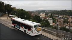Heuliez Bus GX 327 - STGA (Société de Transport du Grand Angoulême) n°333 (Semvatac) Tags: bus photo 5 métro angoulême transportencommun tramway charente avenueduprésidentwilson heuliezbus stga gx327 semvatac sociétédetransportdugrandangoulême cz525et arrêtcathédrale