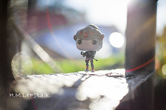 L1154616 (H.M.Lentalk) Tags: widowmaker overwatch blizzard funko pop leica m9 m rangefinder camera bokeh toy light summilux summiluxm 50 50mm f14 114 11450 asph stilllife