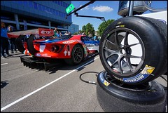 Boxenstopp 8 (Mickas Photografie) Tags: sony alpha 6000 ilce mickas photos mickasphotos ford performance gt lemans ecoboost chip ganassi racing team werke ag kln cologne niehl boxenstopp pitstop 66 gte pro stefan mcke