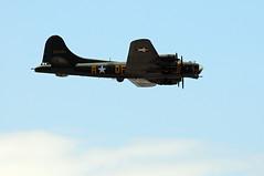 WSM 41386 (kgvuk) Tags: aircraft b17 flyingfortress westonsupermare sallyb westonairshow