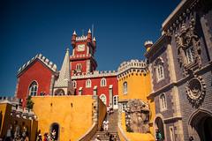 Sintra (Gilderic Photography) Tags: sintra portugal castle canon 500d gilderic