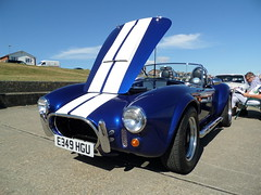 AC Cobra (Pilgrim)_8414 (pjlcsmith2) Tags: minsterleas classicvehiclesontheseafront 2016 cars sweethut sheppey classiccarshow accobra