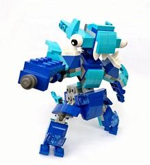 cidgrownup03 (chubbybots) Tags: lego alien mixels