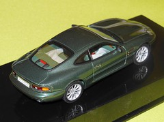 ASTON MARTIN DB7 Vantage - 1/43 (xavnco2) Tags: autos automobile cars british gt car astonmartin db7 vantage coupe modlesrduits diecast scale models 143 autoart