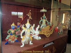 Viharn Sien Temple, Viharnra Sien Temple , Anek Kusala Sala Temple, Chinese Temple, Chonburi, Thailand. (samurai2565) Tags: viharnsientemple viharnrasientemple anekkusalasalatemple chinesetemple chonburi thailand chineseartefacts bronzeshaolinwarriors banglamung