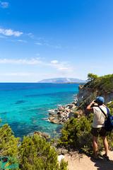 Pianosa 16715 (Roberto Miliani / Ginepro) Tags: isola hiking trekking walking elbe pianosa island ile camminare parconazionale arcipelagotoscano toscana tuscany toskana spring primavera
