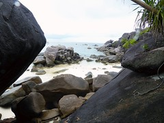 Similan Island, Thailand (Jan-2016) 20-005 (MistyTree Adventures) Tags: seasia thailand outdoor mukosimilannp panasoniclumix similanisland rocks whitesand shore