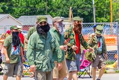 The Marching Fidels (Eridony (Instagram: eridony_prime)) Tags: columbus franklincounty ohio victorianvillage parade doodahparade