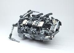 LEGO Mech Sow bug_05 (ToyForce LEGO Mecha) Tags: lego robot robots mecha mech mechanic legomech legomoc