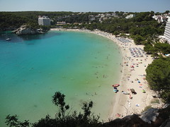 Minorca Cala Galdana (Barracuda PRJ19) Tags: minorcacalagaldana galdana minorca menorca spagna spain spiaggia plage playa sun summer sea robybprj19 sonydscwx100