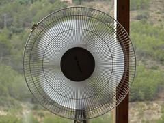 My biggest fan (stevenbrandist) Tags: holiday spain espana villa calp fan cooling