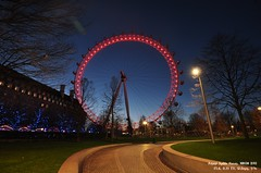 The Eye 2 (Amani Hasan) Tags: eyeoflondon london park nightview