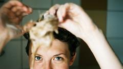 Show (joelekstrm) Tags: pentax k1000 35mm love shower shampoo cute girl
