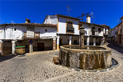 Fountain of Los Tres Chorros / Guadalupe / Spain 2016 (zilverbat.) Tags: spanje travel timelife town tourism centrum spain zilverbat image unescoheritage unesco fountain fontein architecture buildings visit tripadvisor postcard bookcover guadalupe tour square hot container carbige fuente