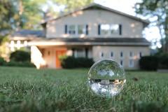 Crystal Ball (interrailing) Tags: ohio crystalball silverlake