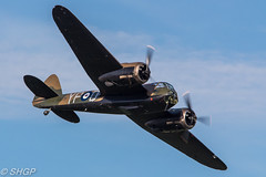 Bristol Blenheim - Old Warden Season Premiere Airshow 2016 (SHGP) Tags: old warden season premiere airshow shuttleworth collection air display show aircraft aviation world war 2 fighter plane canon 700d sigma 150500mm lulu belle bell vehicle airplane outdoor red arrows raf roysl force magister ryan pt22 tiger moth blackburn b2 trainer biplane fiesler storch lysander westland t6 texan harvard hurricane hawker hind gloster gladiator jet autogyro gyrocopter helicopter bristol f2b one 1 letov lunak glider global stars aerobatic team avro anson c19 blenheim
