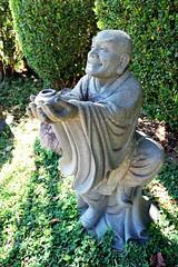 """Imagem de templo budista (José Argemiro) Tags: faith monastery religion buddhist temple monk religião fé templo monastério monge """"zu lai"""" """"são paulo"""" cotia brazil budismo budista estátua escultura"""