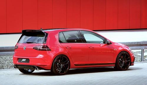 Volkswagen Golf GTI Clubsport от ABT Sportsline