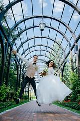 Wedding happines (DavydchukNikolay) Tags: wedding weddingphotographer weddingukraine bestwedding weddingday bride groom couple           canon mark2