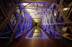 Tower Bridge East Walkway (Lou.photo) Tags: bridge london tower glass walkway riverthames