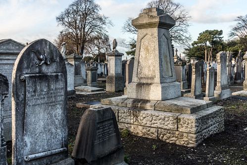 Mount Jerome Cemetery & Crematorium is situated in Harold's Cross Ref-100410