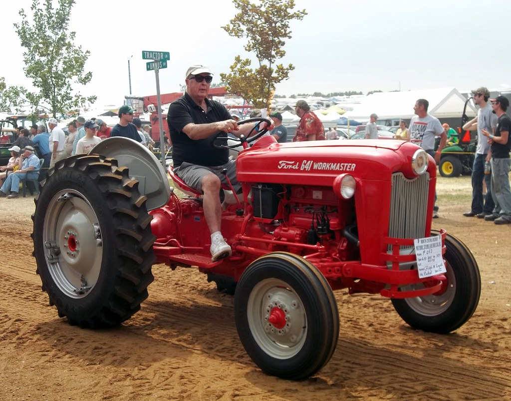 Ford 641 Workmaster Tractor : The world s best photos of tractor and workmaster flickr