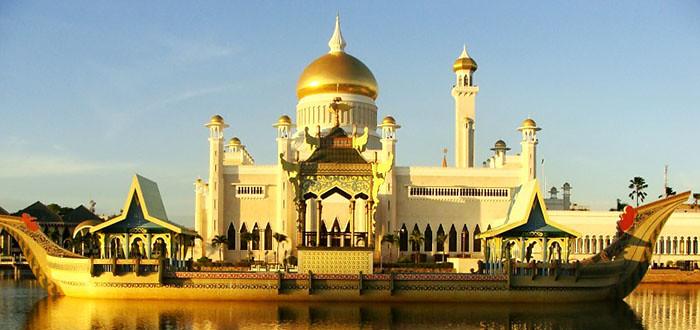 Đất nước Brunei giàu có