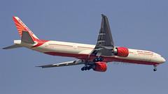 Air India B777-300ER VT-ALO Karnataka (Aiel) Tags: bombay boeing mumbai karnataka airindia b777 b777300er vtalo