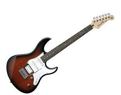 Yamaha Pacifica Series PAC112V Electric Guitar; Old Violin Sunburst (http://bestacousticguitarusa.com Guitar Reviews) Tags: electric guitar violin yamaha series sunburst pacifica pac112v