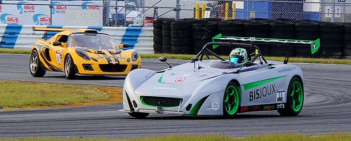 Alan Wilzig Racing Lotus at Daytona