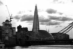 IMG_2175Ax (kanizfotolio) Tags: city uk blackandwhite building london canon lens eos office europe top united eu kingdom landmark apex highrise kits dslr shard 400d