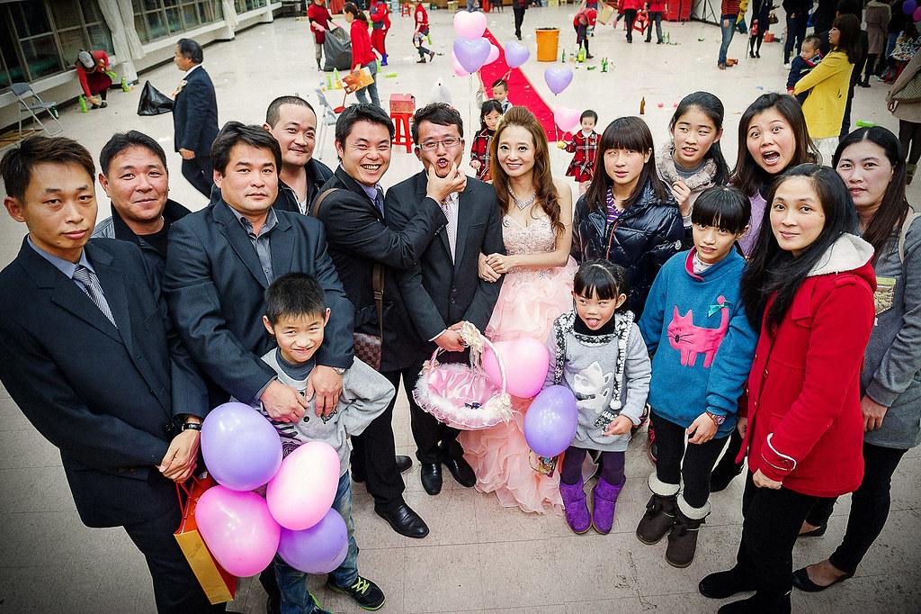 明政&安琳Wedding-334