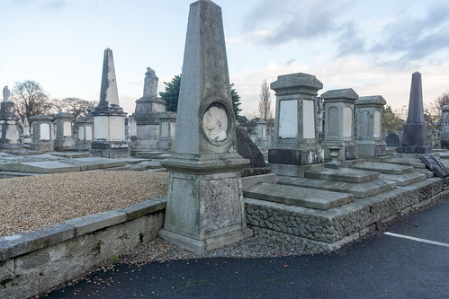 Mount Jerome Cemetery & Crematorium is situated in Harold's Cross Ref-100490