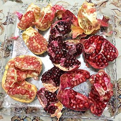 #Yalda mobarak #anar #Pomegranate #red #colorful #  # # # # (pezHman tt) Tags: red colorful pomegranate anar mobarak yalda