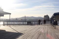 Llandudno Pier (gallagher.kristan) Tags: sea wales pier wooden seaside cymru llandudno