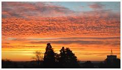 fun soleil ciel nuages ales gard aurore languedocroussillon alès leverdujour leverdusoleil