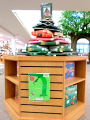 Giving Tree (Wallingford Public Library) Tags: christmas holiday tree public book display library libraries books giving wallingford