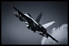 Boeing FA-18F Super Hornet - 12 (mod) (NickJ 1972) Tags: aviation super airshow international hornet boeing fia farnborough fa18 2014 mcdonnelldouglas 168890