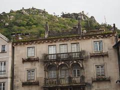 Houses near Sintra.