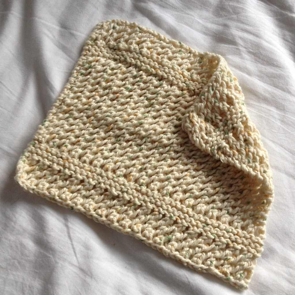 Farmhouse Kitchen Knitted Dishcloth: The World's Best Photos Of Dishcloth And Handmade