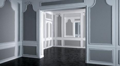 Restauriertes Luxus Apartment (leconciergelocal) Tags: Germany Hotel Design  Apartment Stuck Interior Innenarchitektur